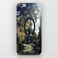 buddah iPhone & iPod Skins featuring buddah by xtinawicki