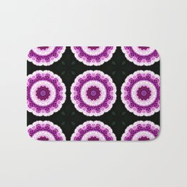 Allium Manipulation Grid Bath Mat