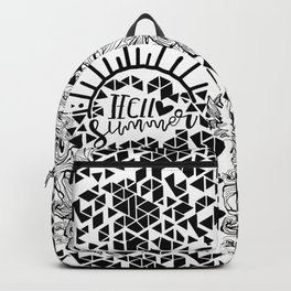 Hello Summer Backpack