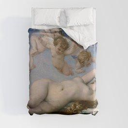 THE BIRTH OF VENUS - ALEXANDRE CABANEL Duvet Cover
