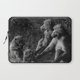 Family Picnic Laptop Sleeve