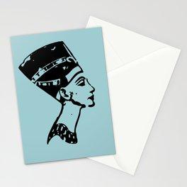 Nefertiti Bust Stationery Cards