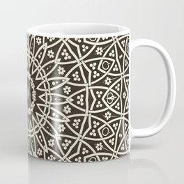 Circular Mosaic Coffee Mug