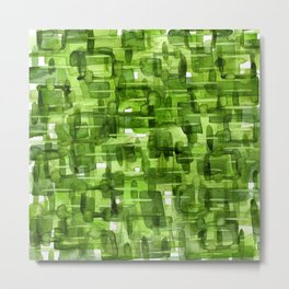 Color Jewels 10E by Kathy Morton Stanion Metal Print