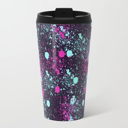 Abstract 28 Travel Mug