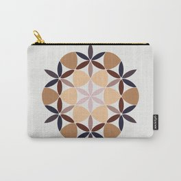 Flower of life - colored Carry-All Pouch