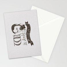 Mumble Stationery Cards