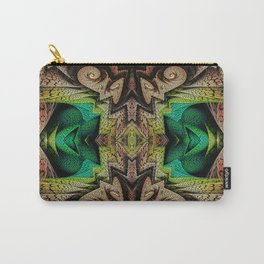 Cracked up Carry-All Pouch