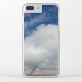 Painted Ladies Clear iPhone Case