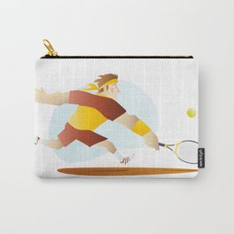 Tenis Carry-All Pouch