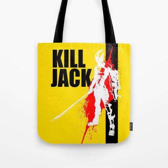 KILL JACK - ASSASSIN Tote Bag