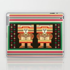 Nick's Blanket 1968 Version 2 (With Figures) Laptop & iPad Skin