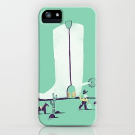 Howdy! iPhone Case