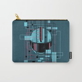 Reticent. Carry-All Pouch