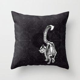 nightstalker a Throw Pillow