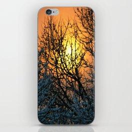 The Sun Shines Forth iPhone Skin