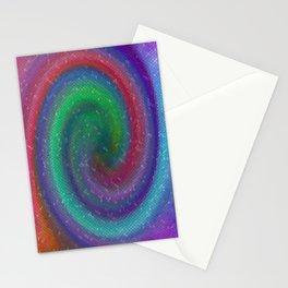 Plasma Mosaic Tiles Stationery Cards