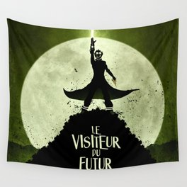 LE VISITEUR DU FUTUR - NO FUTURE Wall Tapestry