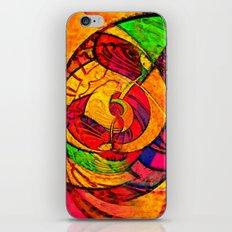 Tropical Farm 3 iPhone & iPod Skin