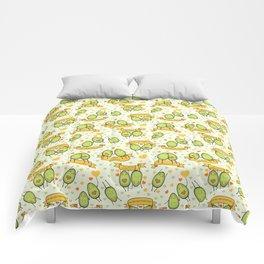 Let's avocuddle! Comforters
