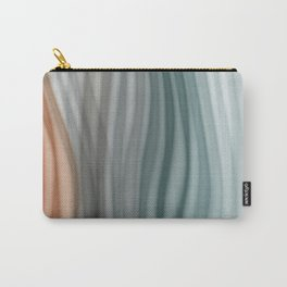 Pretty Pastel Bands Carry-All Pouch
