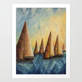 DoroT No. 0014 Art Print