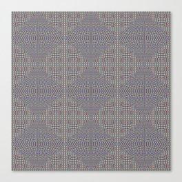 Fine Grain Quilt of Quilts Canvas Print