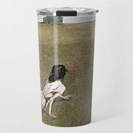 Christina's World - Andrew Wyeth Travel Mug