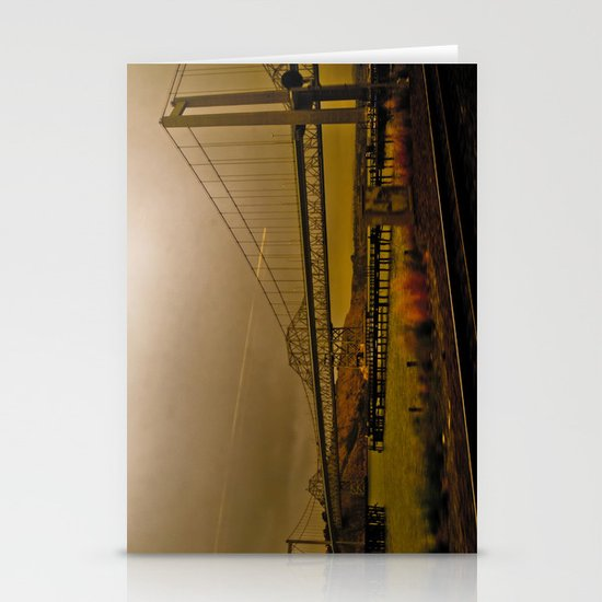 Industrial End Stationery Cards