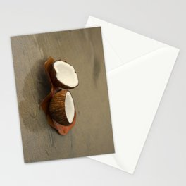 Coconut Stationery Cards