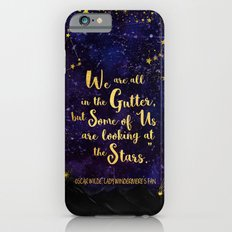 Wilde - Looking At The Stars Slim Case iPhone 6s