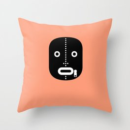 sado Throw Pillow
