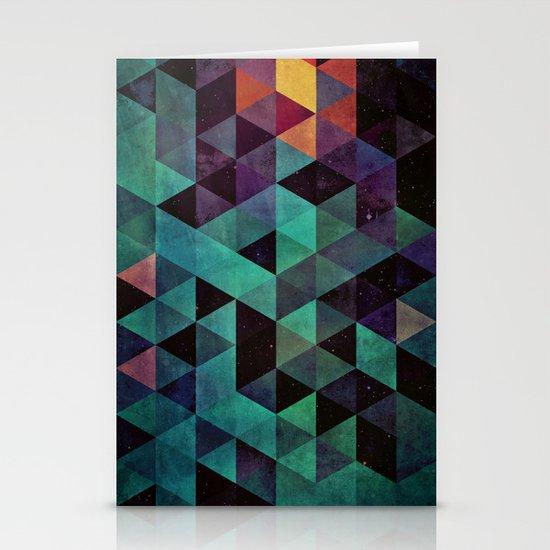 dyyp tyyl Stationery Cards