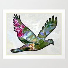 Peace for Peace Art Print
