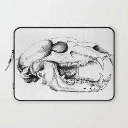 Bear Skull Laptop Sleeve