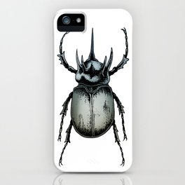 Chalcosoma iPhone Case