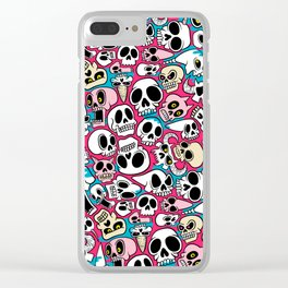 Skullz Clear iPhone Case
