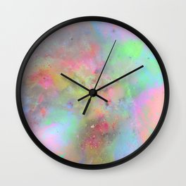 Everything is nothing 19 (therefore it was beautiful) Wall Clock