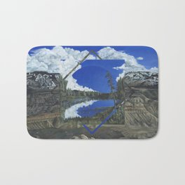 Grand Mesa Polyscape Bath Mat
