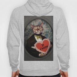 Je t'aime - Kitty Love Hoody