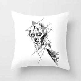 peter murphy 3 Throw Pillow
