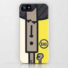 BLACK! iPhone (5, 5s) Slim Case