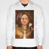 pagan Hoodies featuring Pagan Avatar by Bryan Dechter