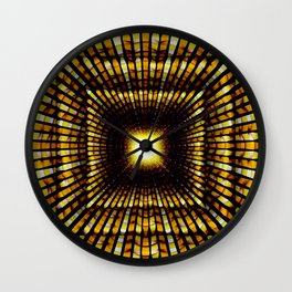 Lure of Riches, 2360o Wall Clock