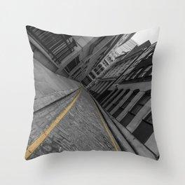 Mile End Throw Pillow