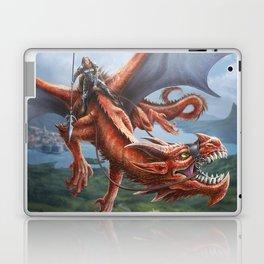 Dragon Rider Laptop & iPad Skin