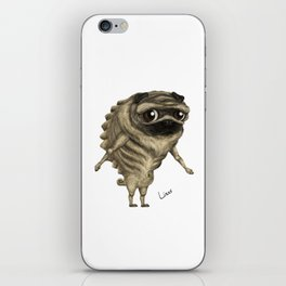 Linus, the Pug iPhone Skin