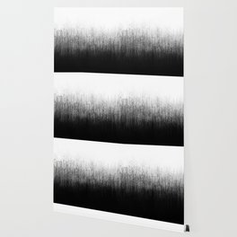 Charcoal Ombré Wallpaper