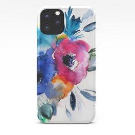 Floral No.9 iPhone Case
