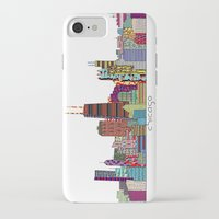 chicago bulls iPhone & iPod Cases featuring Chicago  by bri.buckley